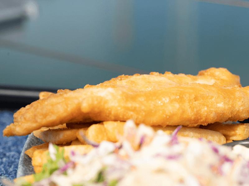Wynnum Fish and Salad