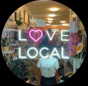 Wynnum Love Local Collective Shop